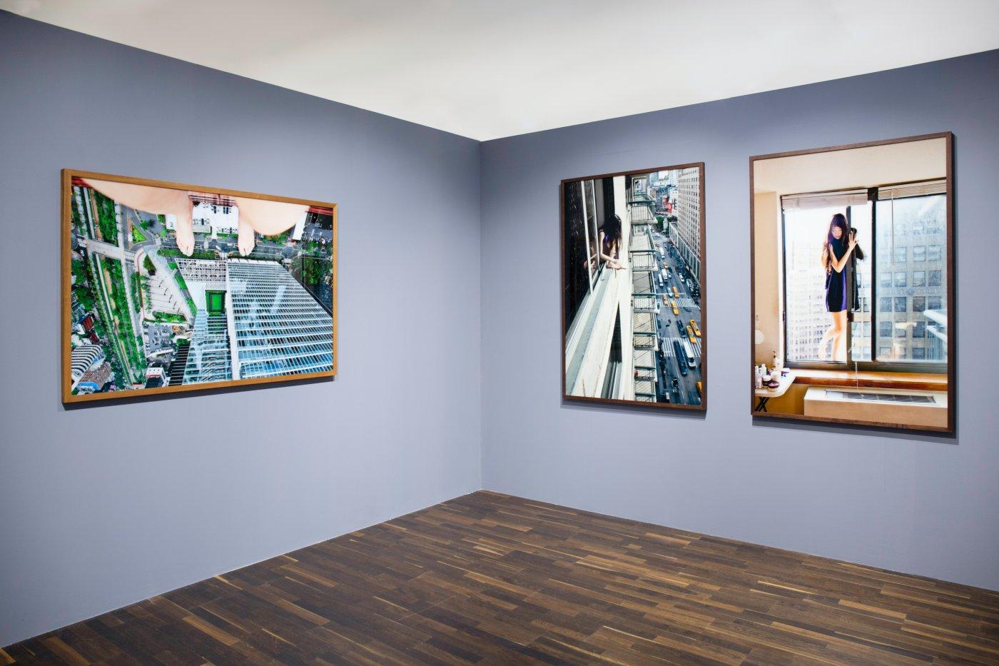 Christophe Guye Galerie In my bubble 2