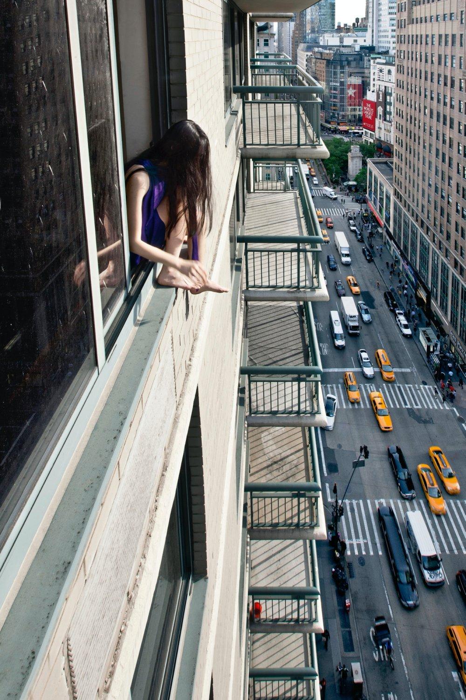 Self-Portrait (New York)
