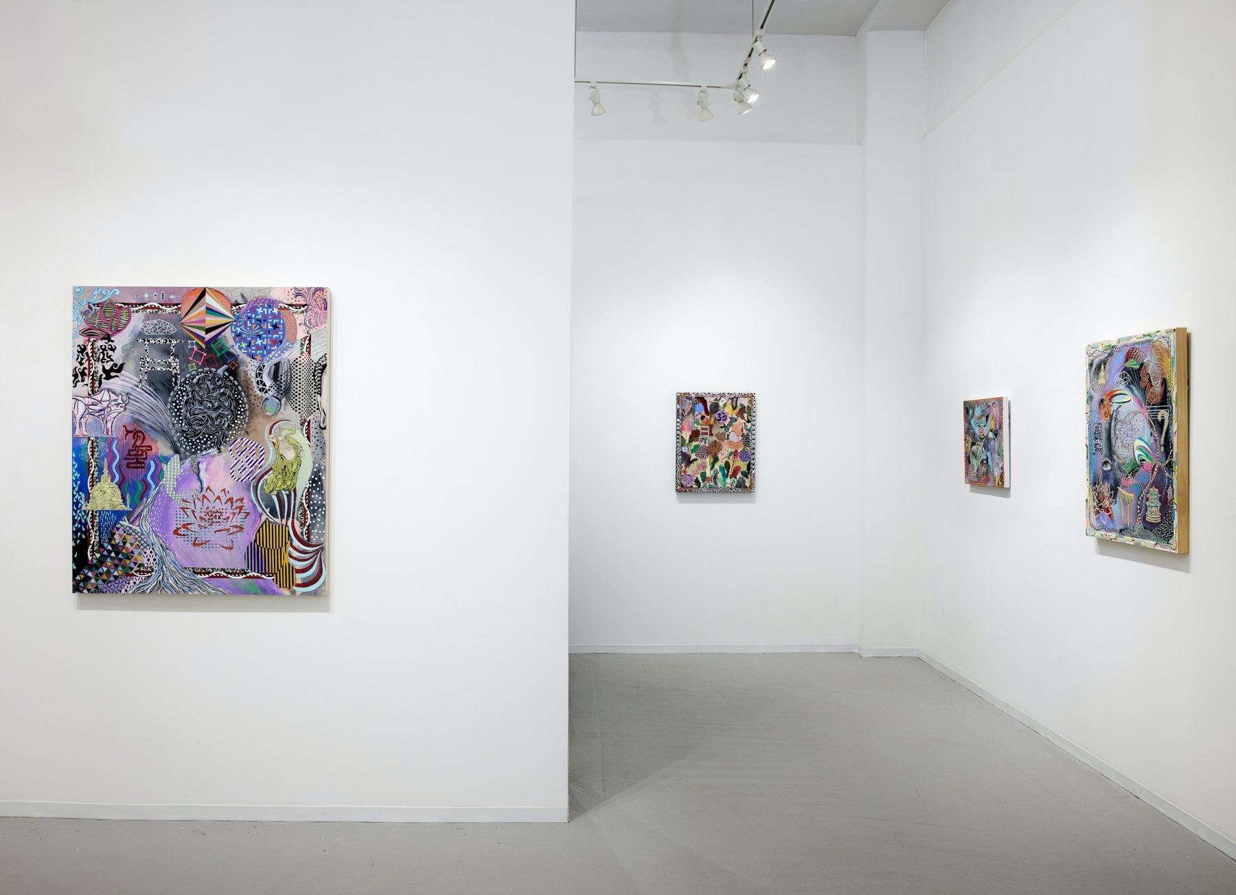 David Richard Gallery Robert Walker 1
