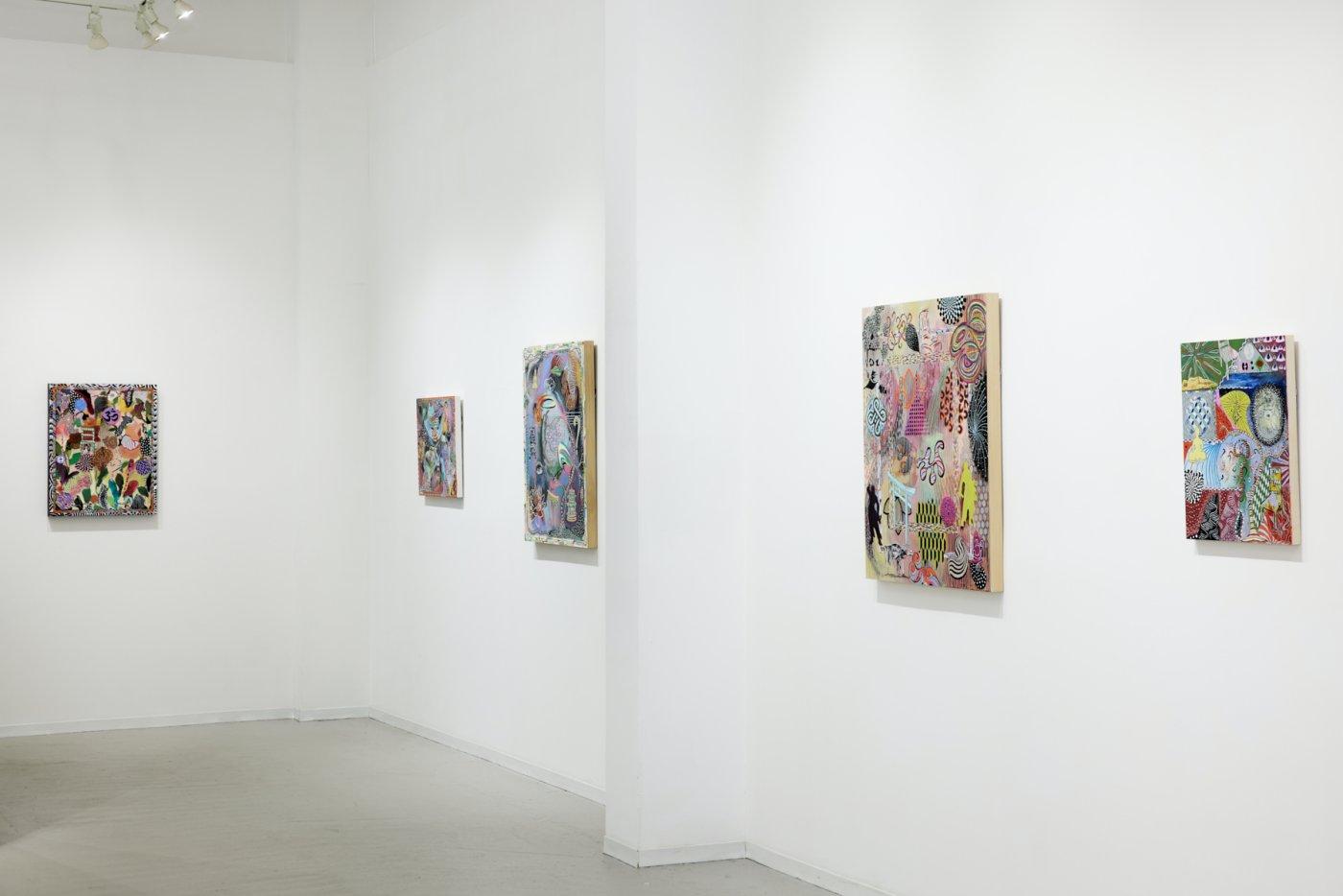 David Richard Gallery Robert Walker 7