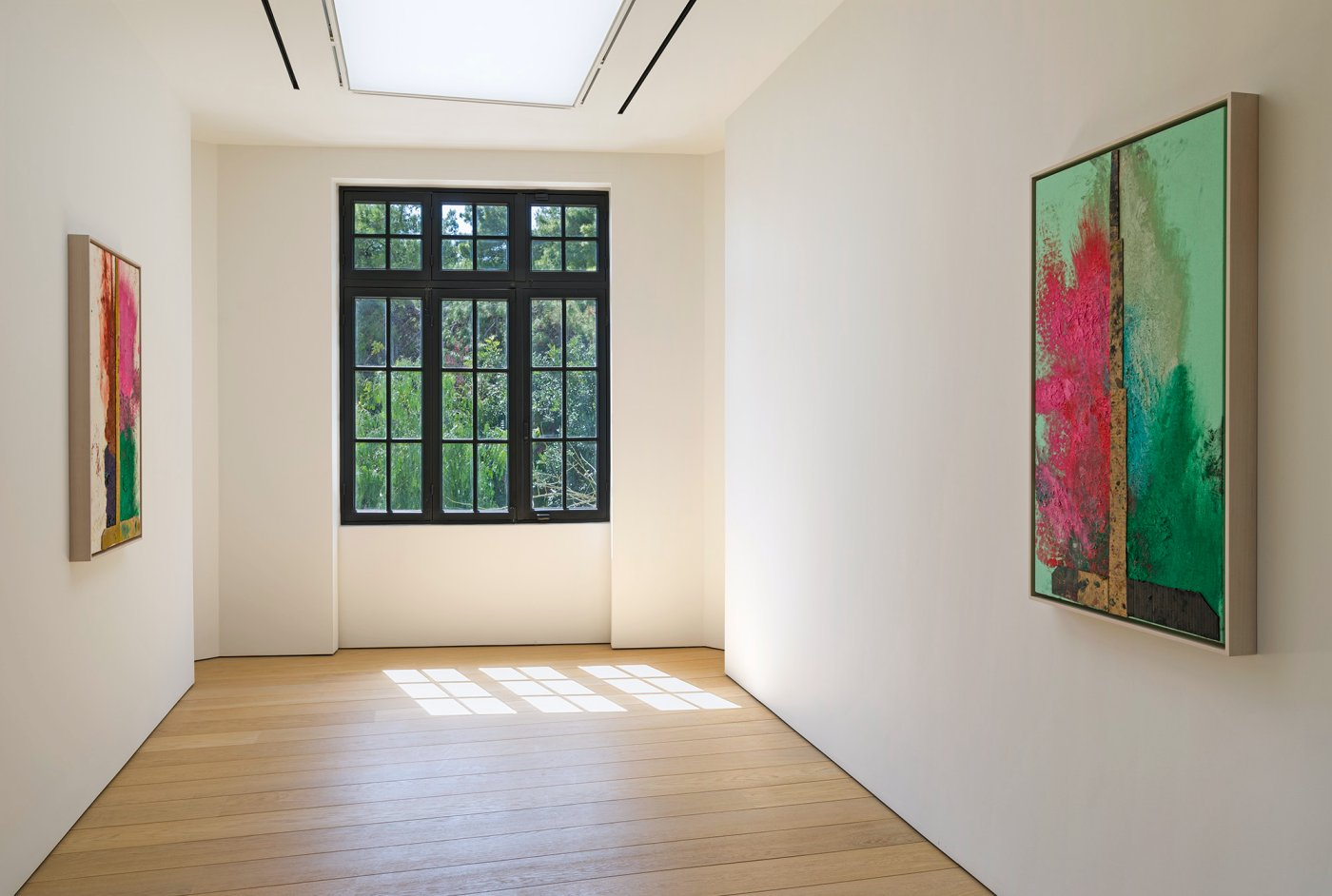 Gagosian Athens Sterling Ruby 4
