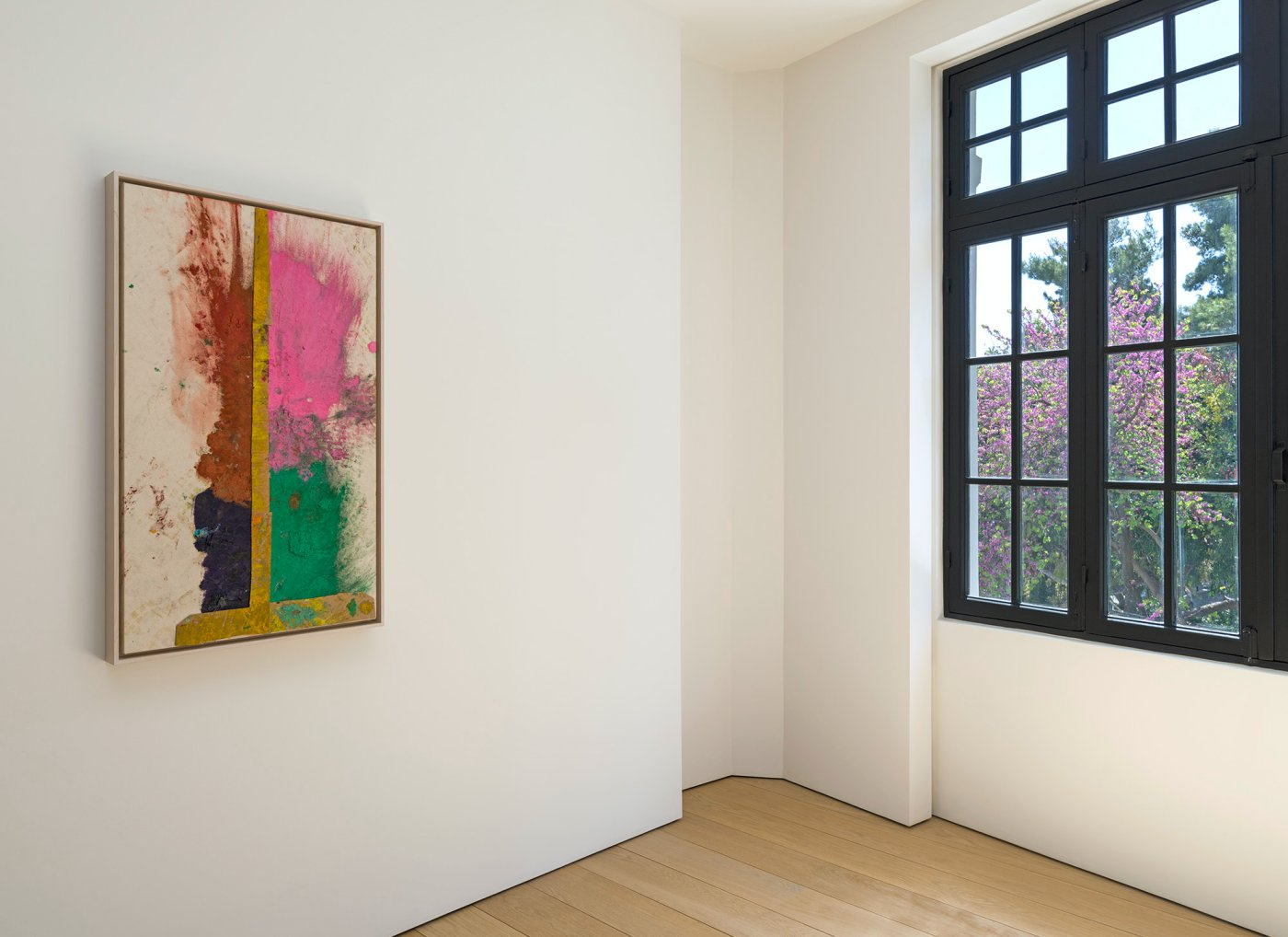 Gagosian Athens Sterling Ruby 5