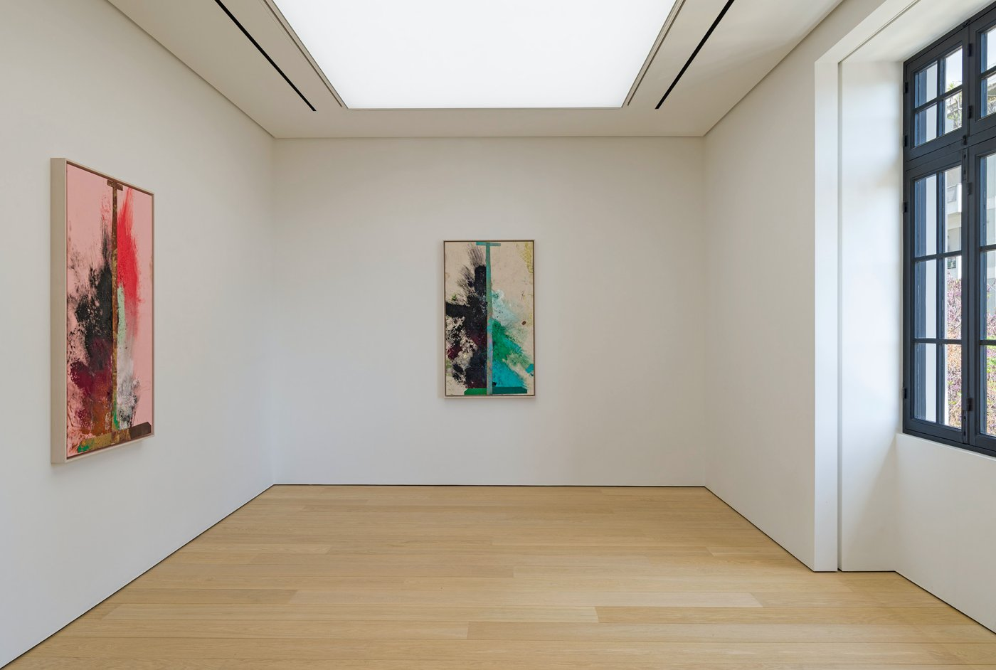 Gagosian Athens Sterling Ruby 7