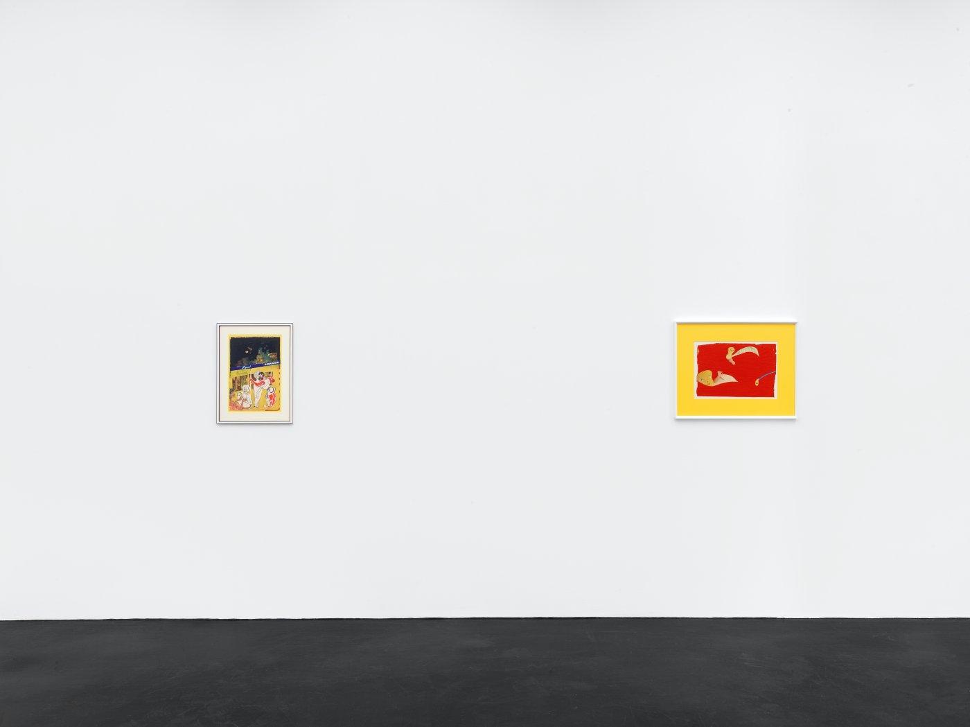 Galerie Buchholz Cologne Lukas Duwenhogger Katharina Wulff 4