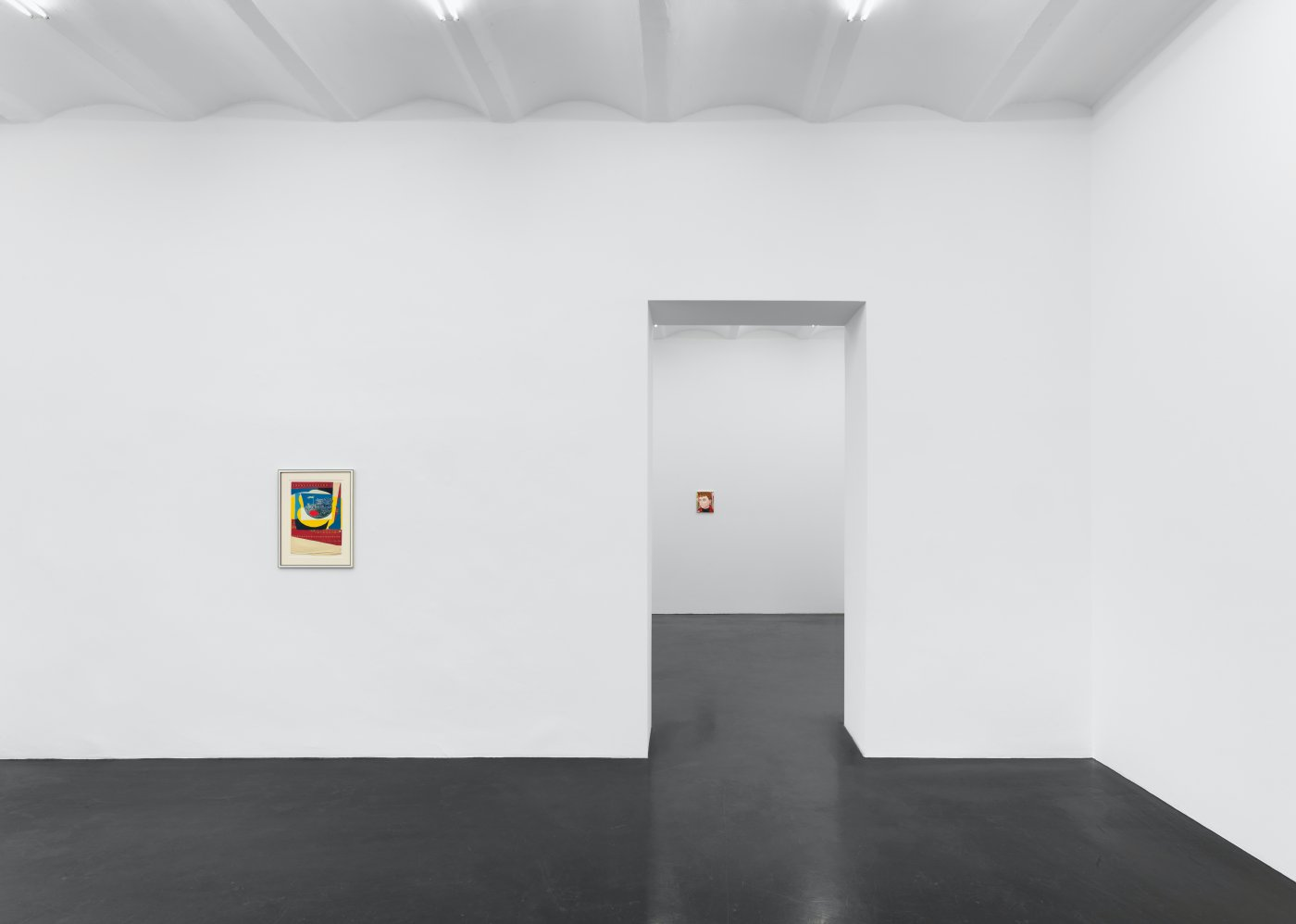 Galerie Buchholz Cologne Lukas Duwenhogger Katharina Wulff 6