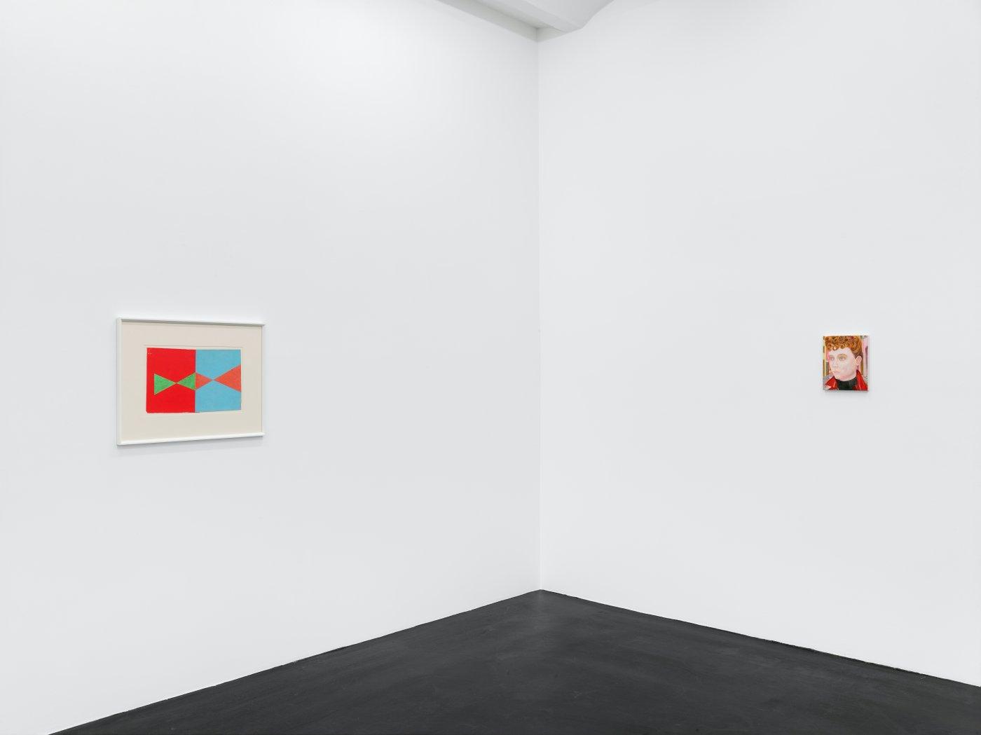 Galerie Buchholz Cologne Lukas Duwenhogger Katharina Wulff 7