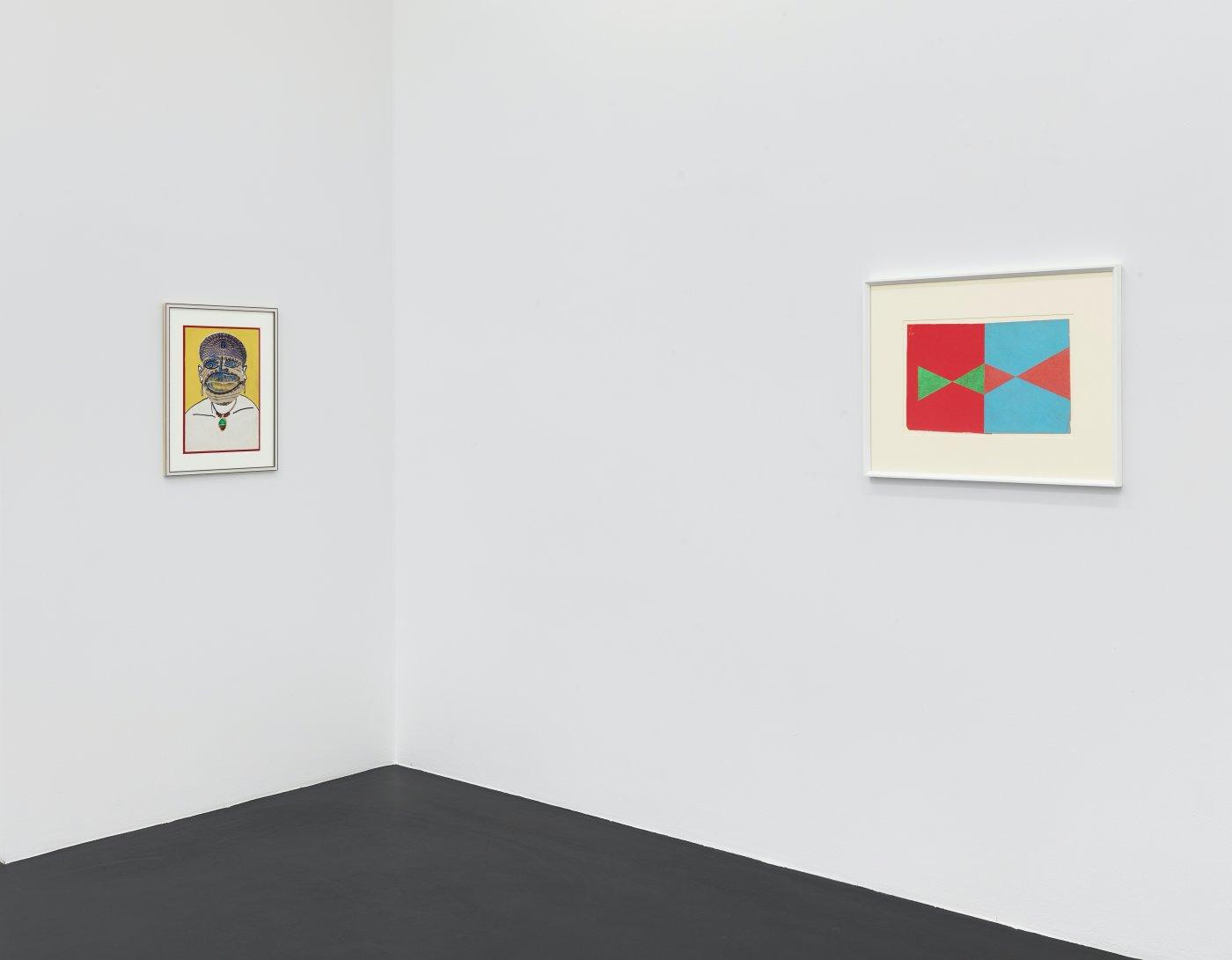 Galerie Buchholz Cologne Lukas Duwenhogger Katharina Wulff 8