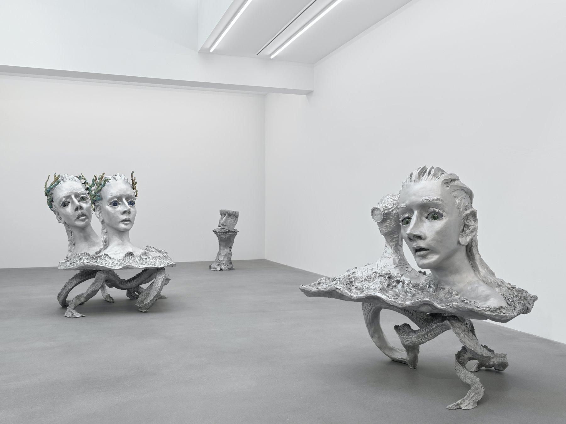 Galerie Eva Presenhuber Waldmanstrasse Jean-Marie Appriou 1