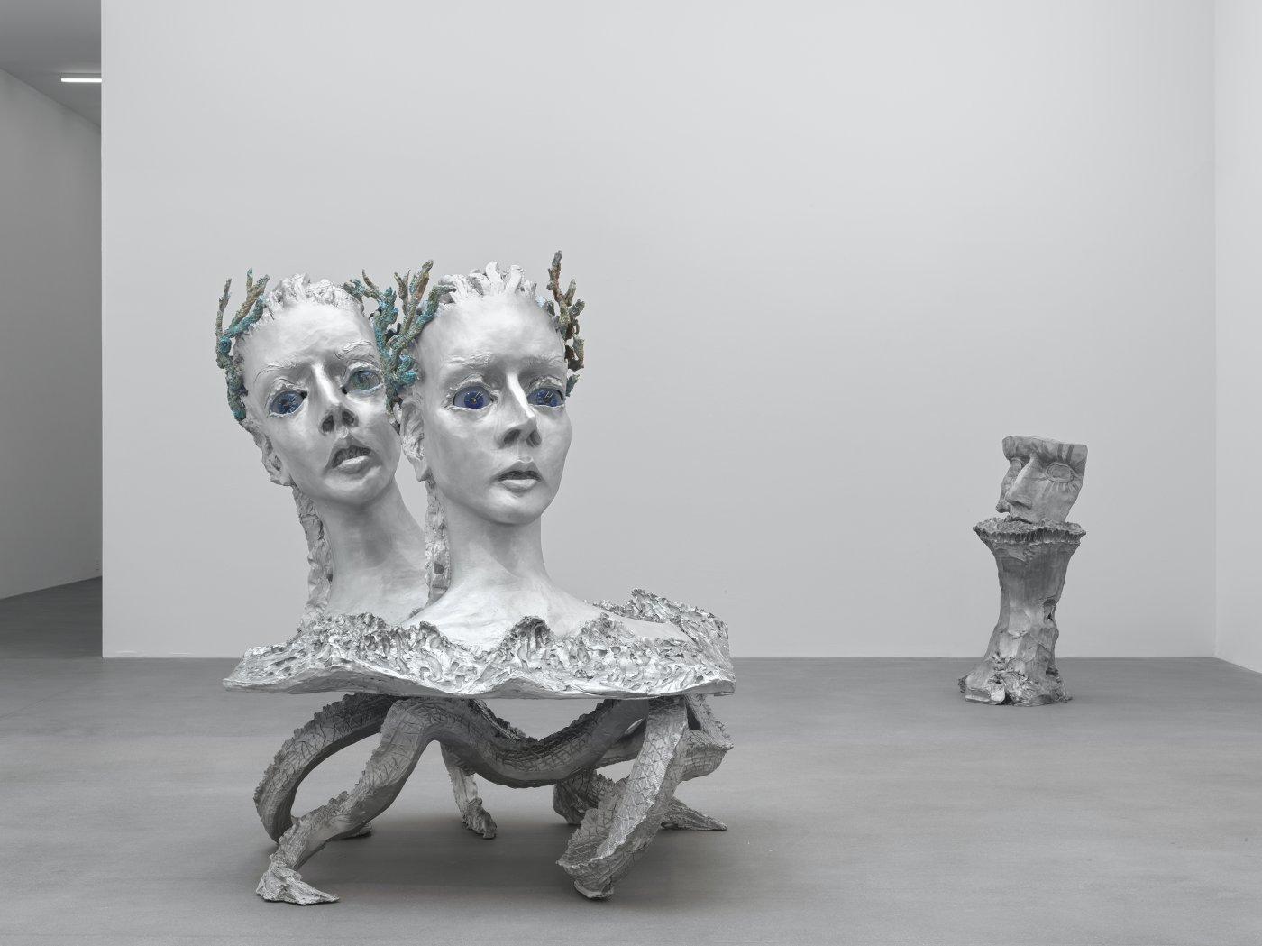 Galerie Eva Presenhuber Waldmanstrasse Jean-Marie Appriou 2