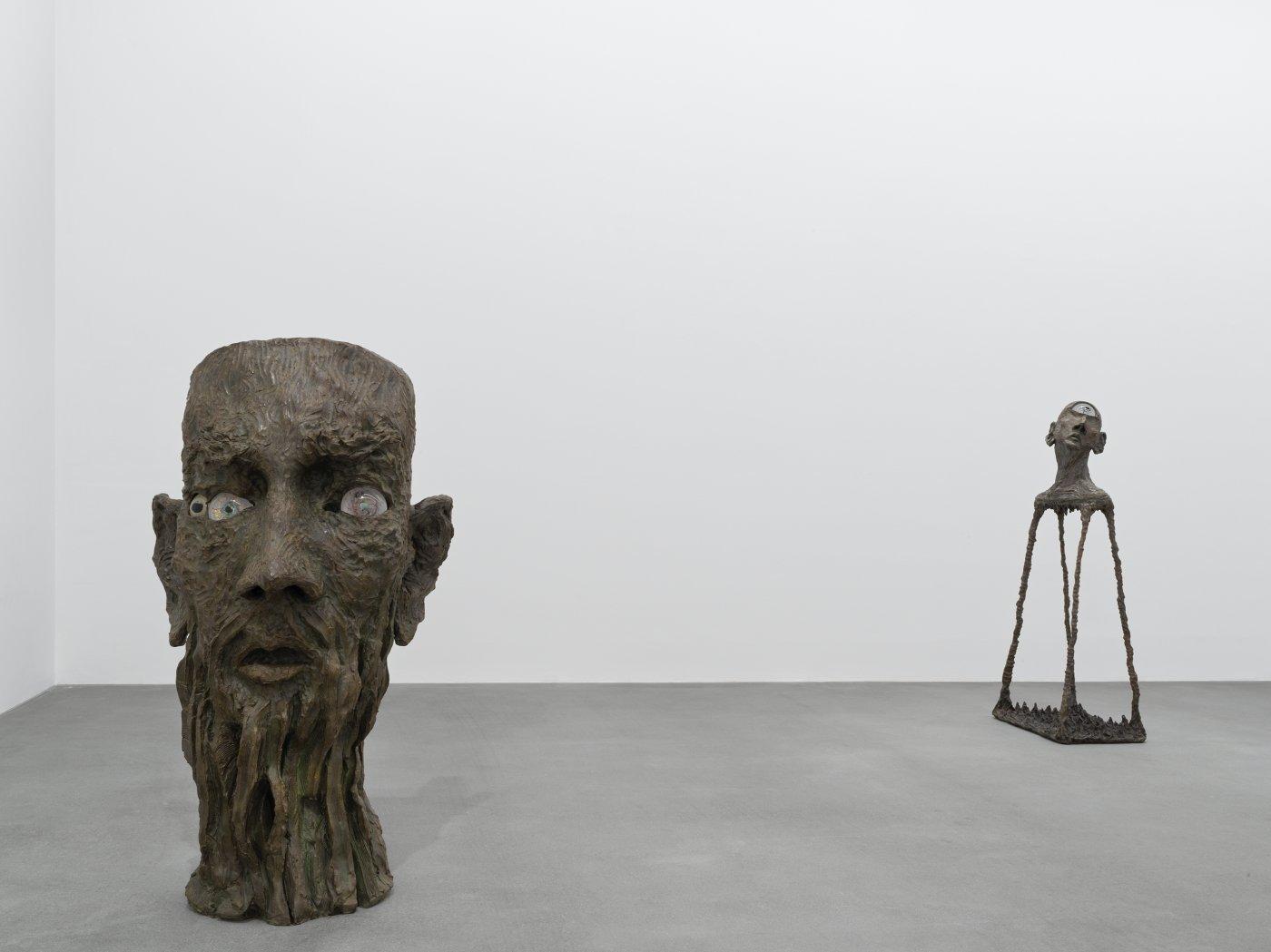 Galerie Eva Presenhuber Waldmanstrasse Jean-Marie Appriou 3