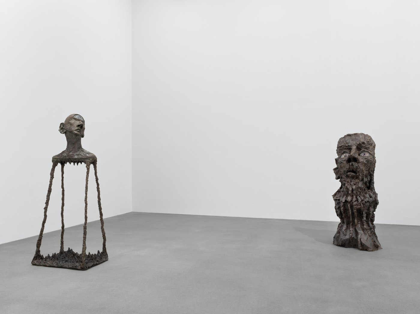 Galerie Eva Presenhuber Waldmanstrasse Jean-Marie Appriou 4
