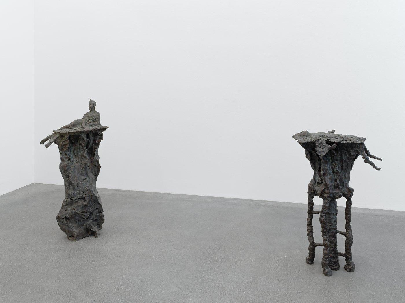 Galerie Eva Presenhuber Waldmanstrasse Jean-Marie Appriou 6