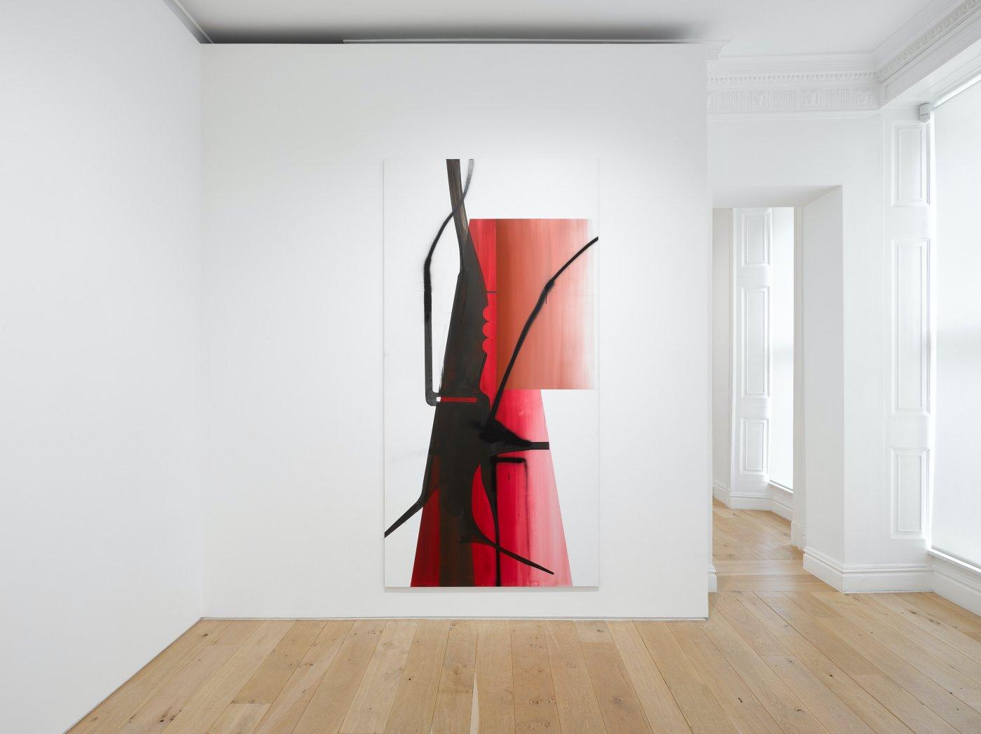 Galerie Max Hetzler London Carroll Dunham Albert Oehlen 5