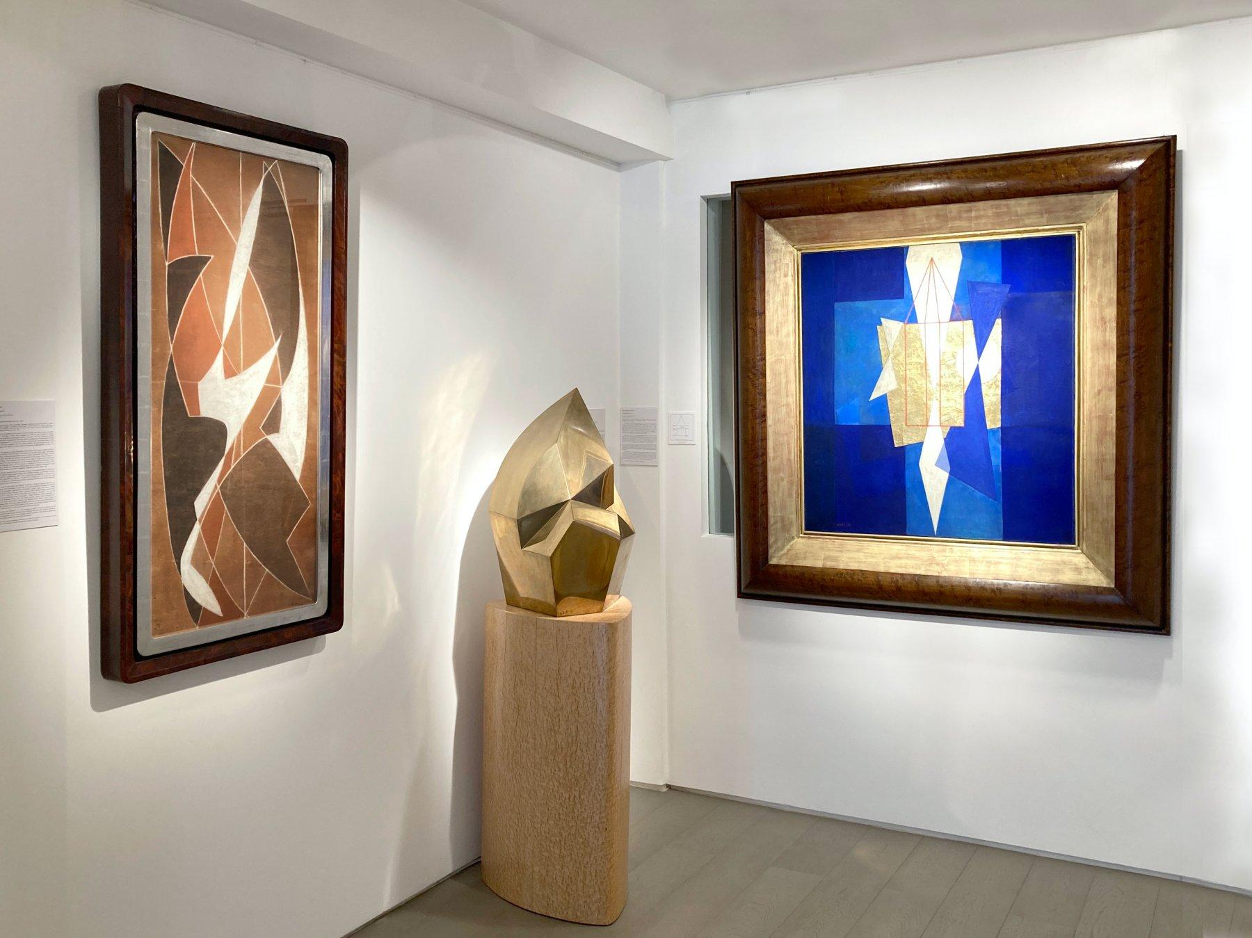 Hanina Fine Arts Spirituality Abstraction in post-war Europe 2