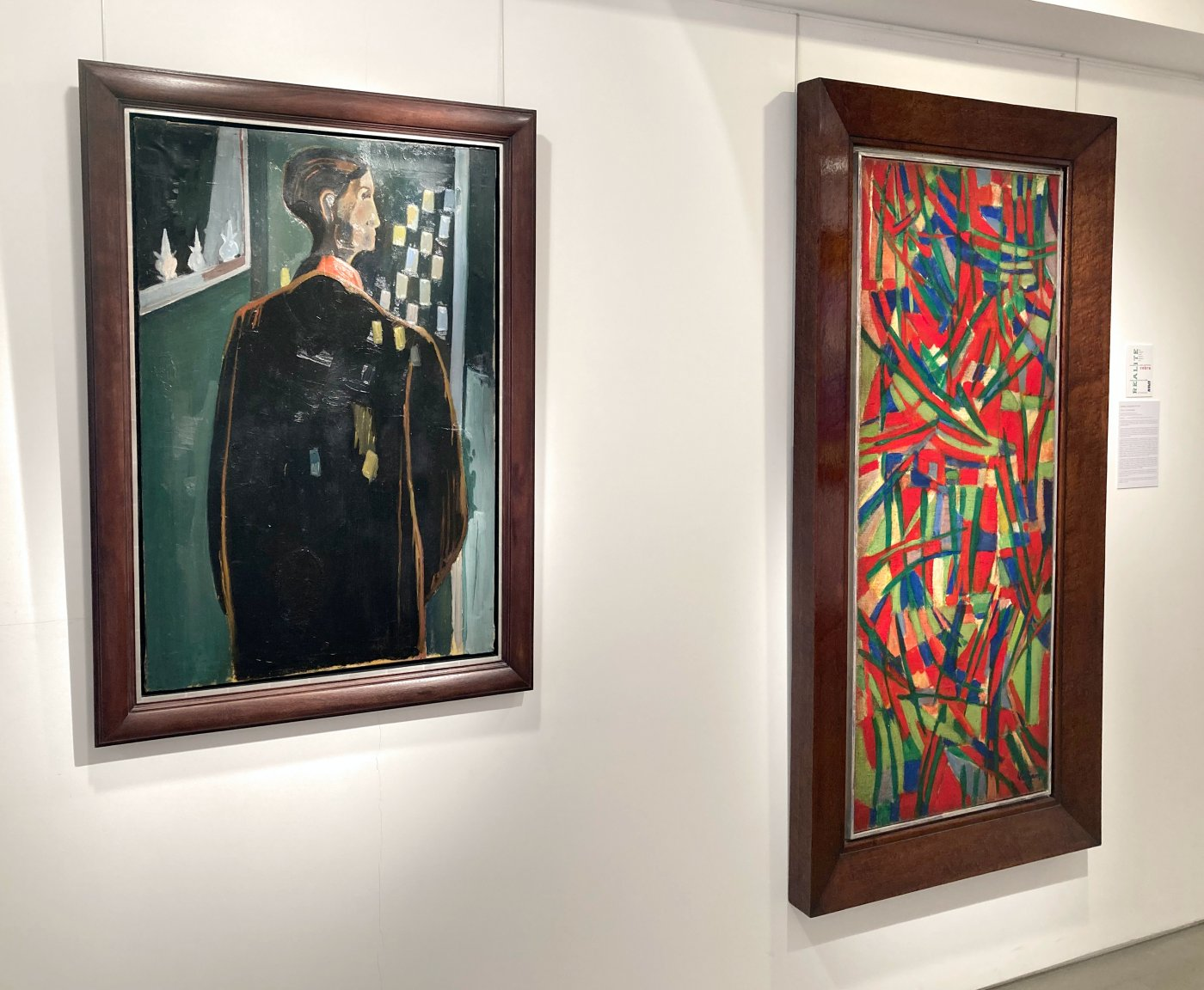 Hanina Fine Arts Spirituality Abstraction in post-war Europe 3