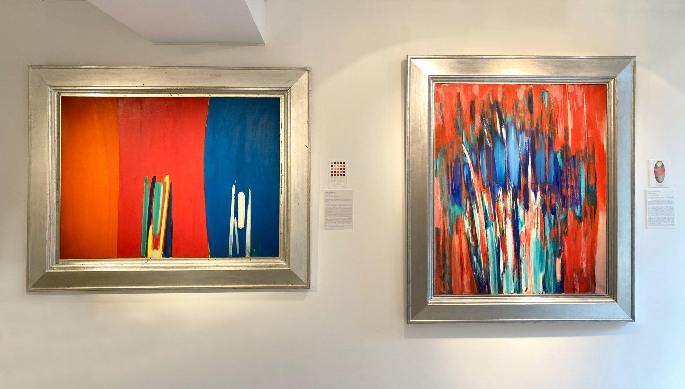 Hanina Fine Arts Spirituality Abstraction in post-war Europe 4