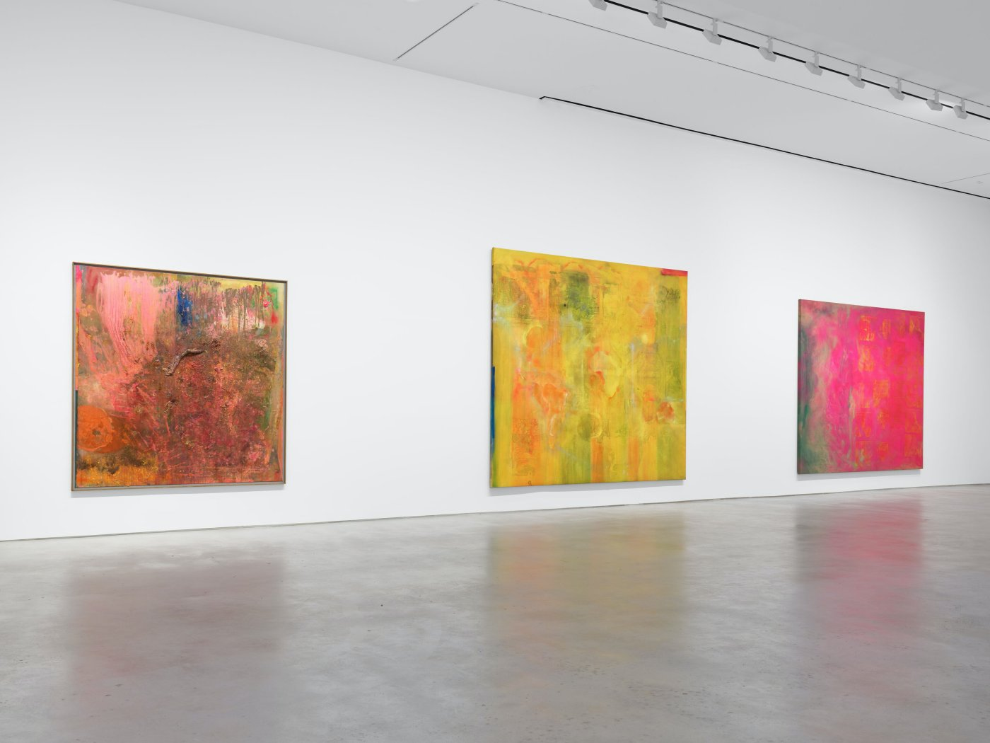 Hauser Wirth West 22nd St Frank Bowling 3