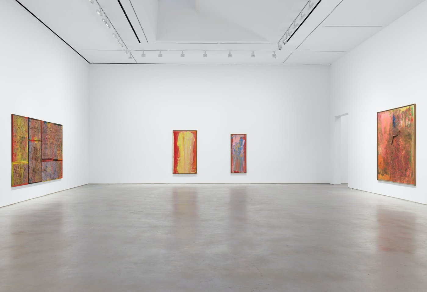 Hauser Wirth West 22nd St Frank Bowling 4