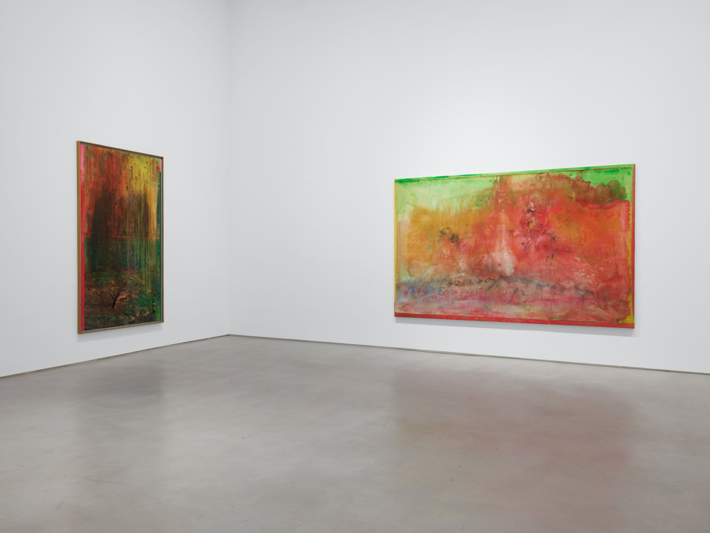 Hauser Wirth West 22nd St Frank Bowling 7