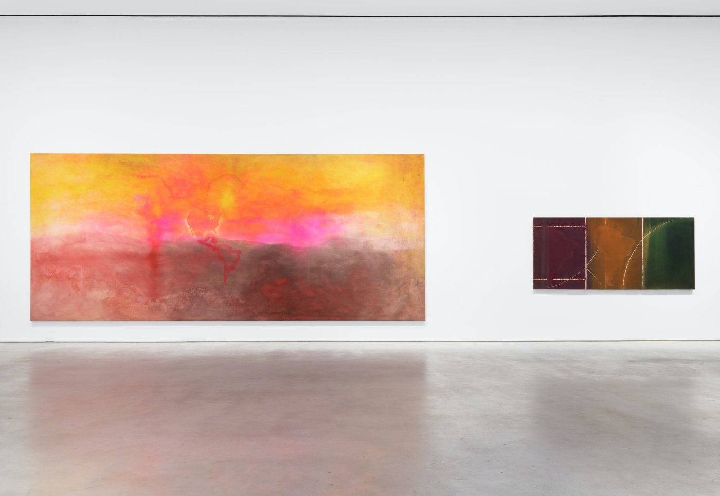 Hauser Wirth West 22nd St Frank Bowling 8