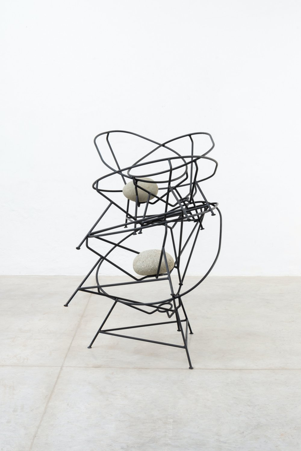 Acapulco chair stack