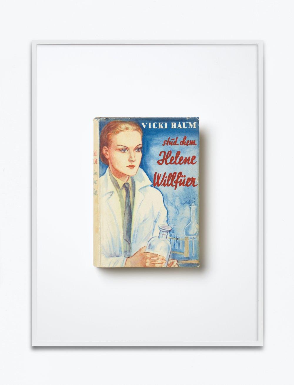 Vicki Baum, stud. chem. Helene Willfüer, 1928, 71.-80. Tausend, Ullstein Verlag, Berlin