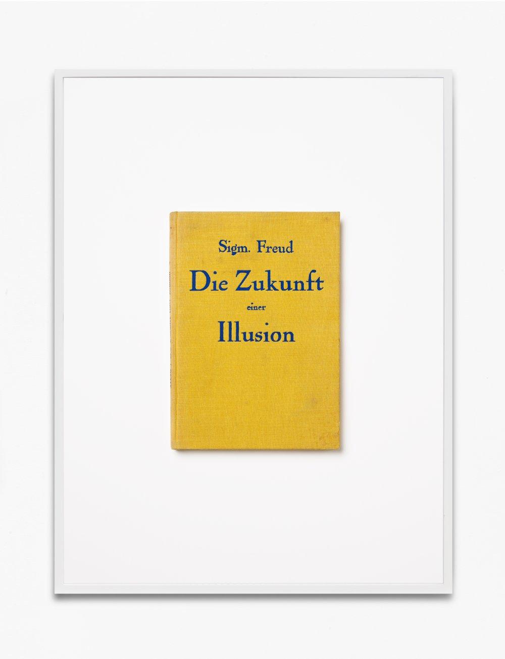 Sigmund Freud, Die Zukunft einer Illusion, 1927, 1.-50. Tausend, Internationaler Psychoanalytischer Verlag, Wien