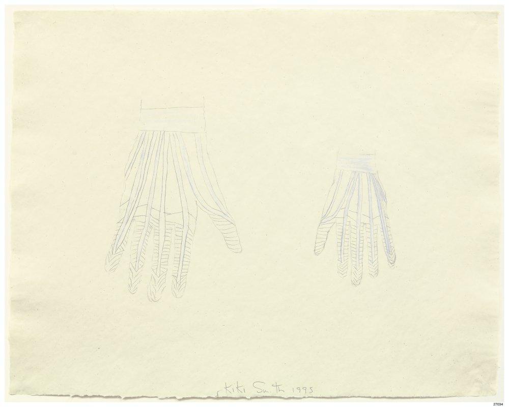 Avebury Drawing (Big Hand and Small Hand)