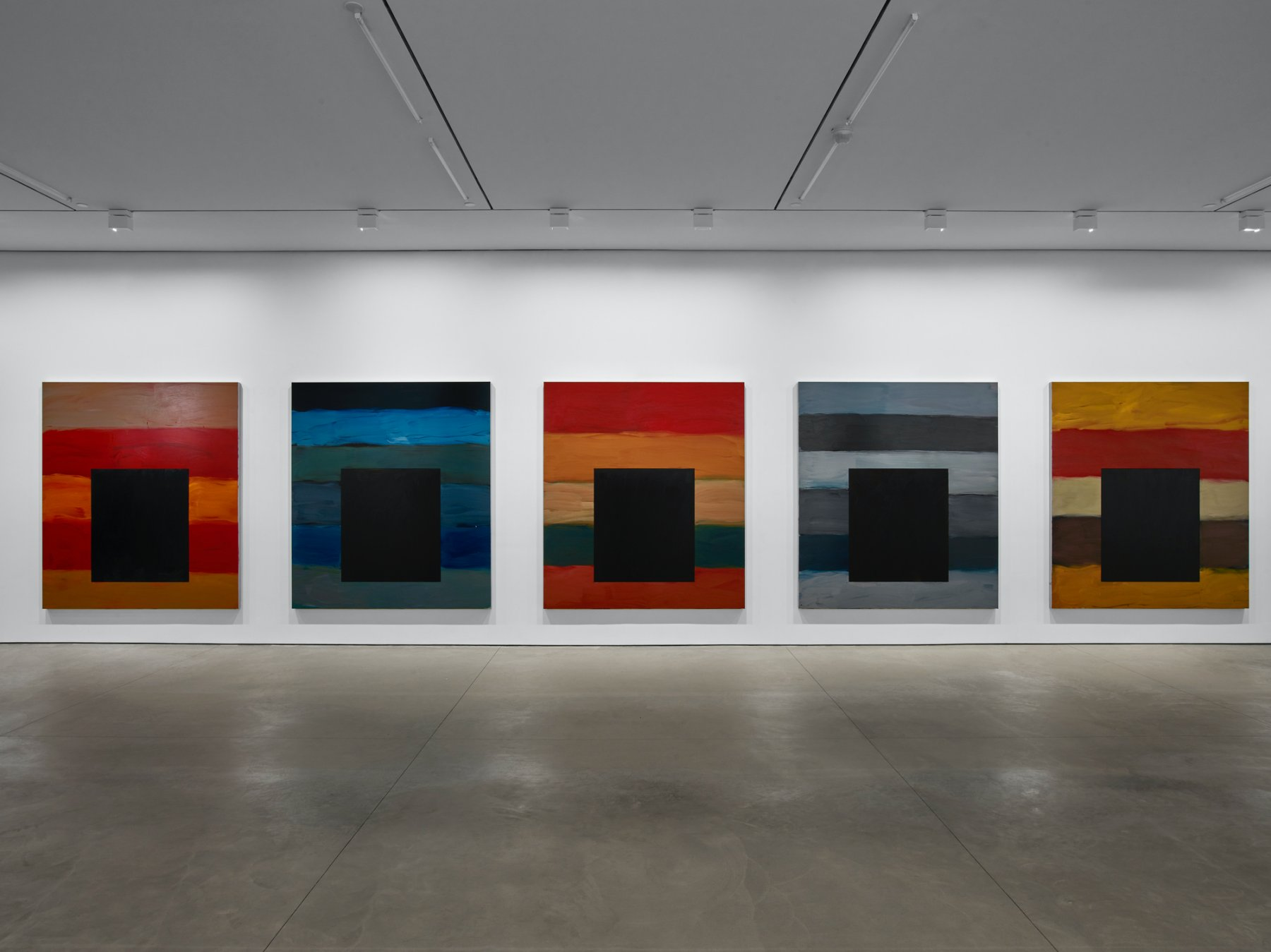 Lisson Gallery 508 Sean Scully 1