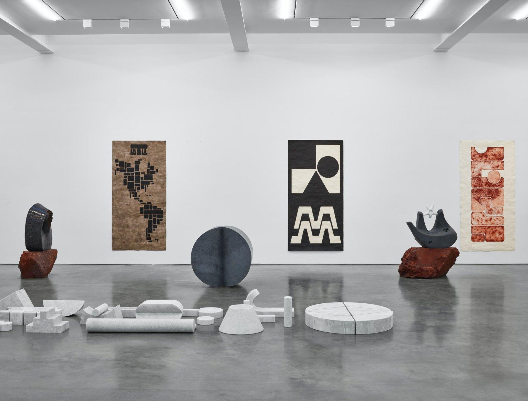 Lisson Gallery W 24th St Pedro Reyes 1