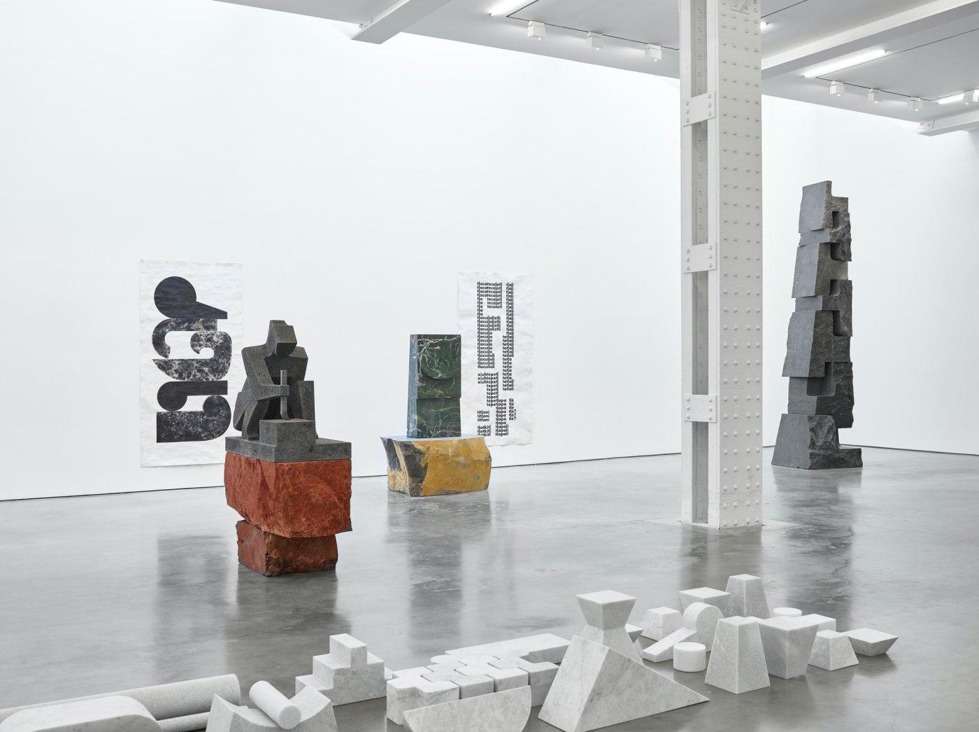 Lisson Gallery W 24th St Pedro Reyes 4