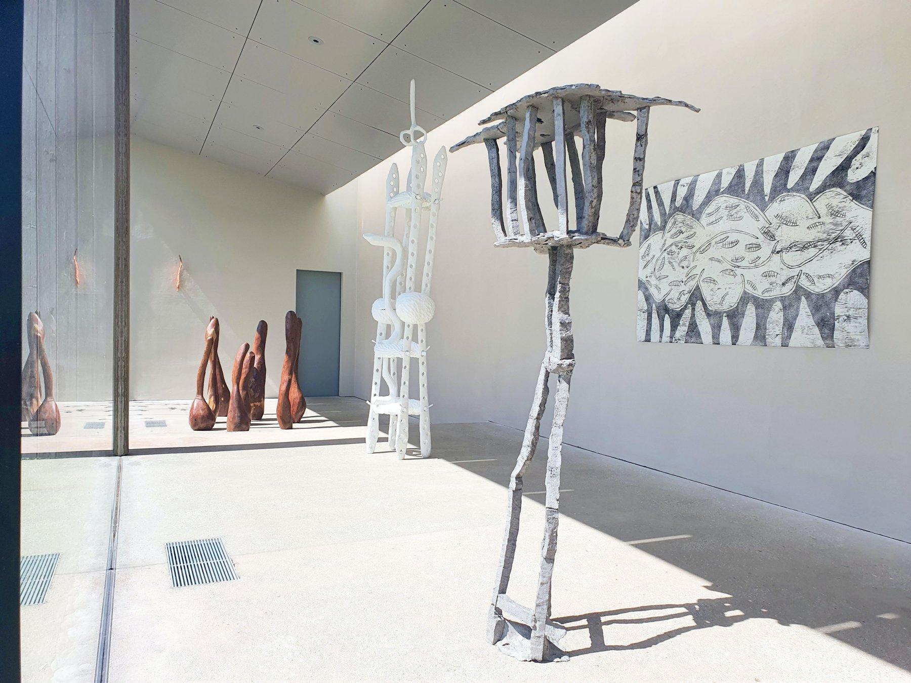 New Art Centre Nicholas Pope 1
