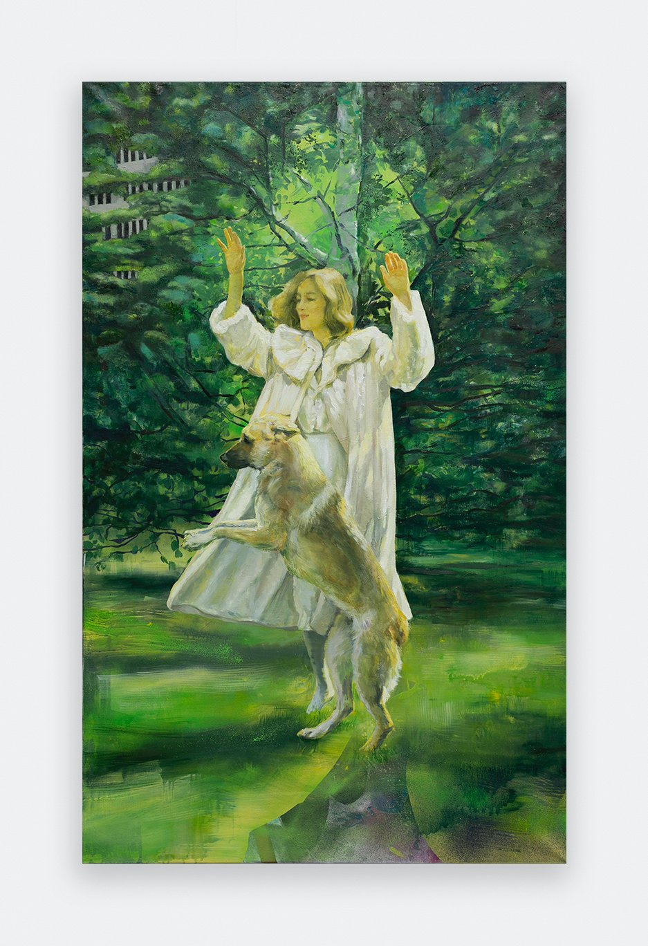 Grazyna, The Modernist