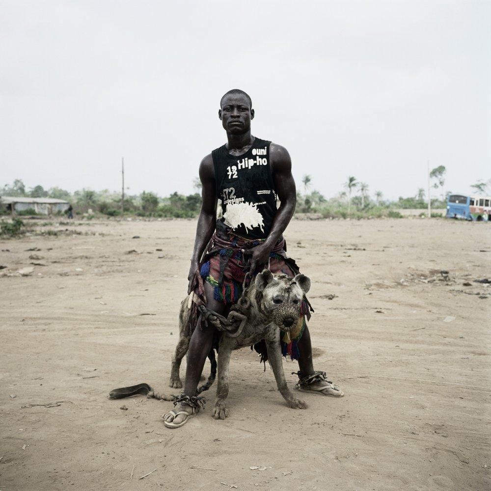 Abdullahi Mohammed with Gumu, Ogre-Remo, Nigeria