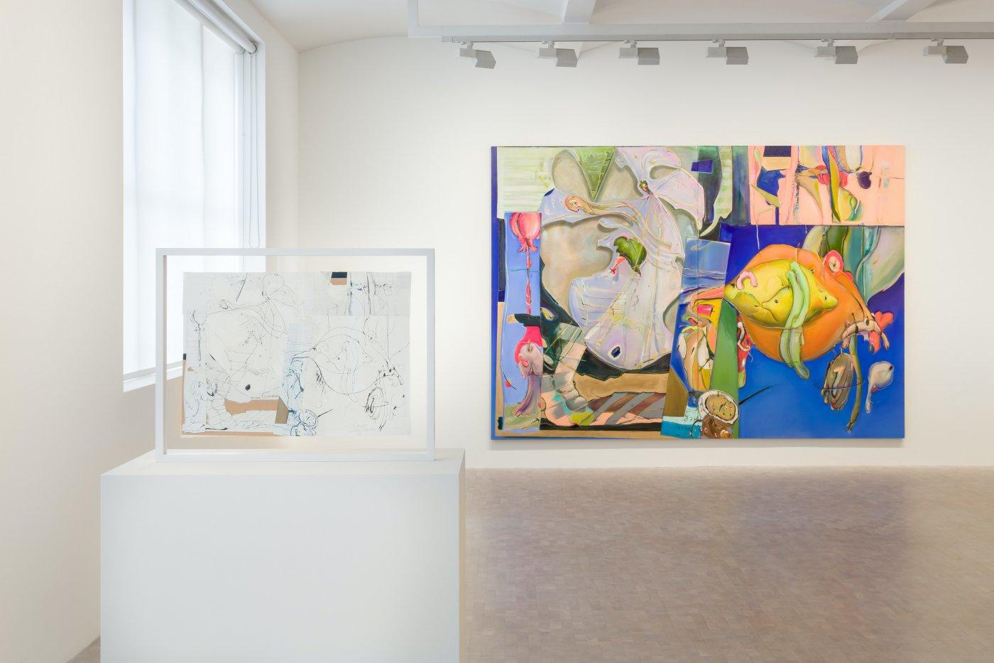 Pippy Houldsworth Gallery Stefanie Heinze 2