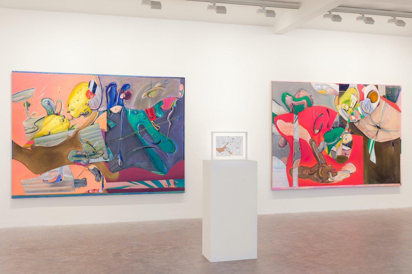 Pippy Houldsworth Gallery Stefanie Heinze 3