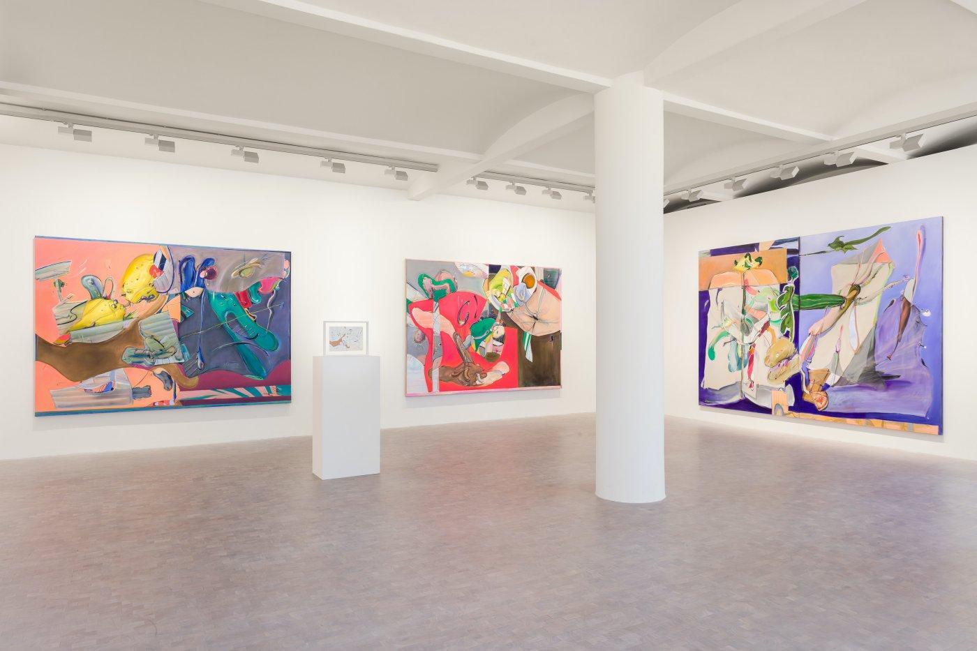 Pippy Houldsworth Gallery Stefanie Heinze 4