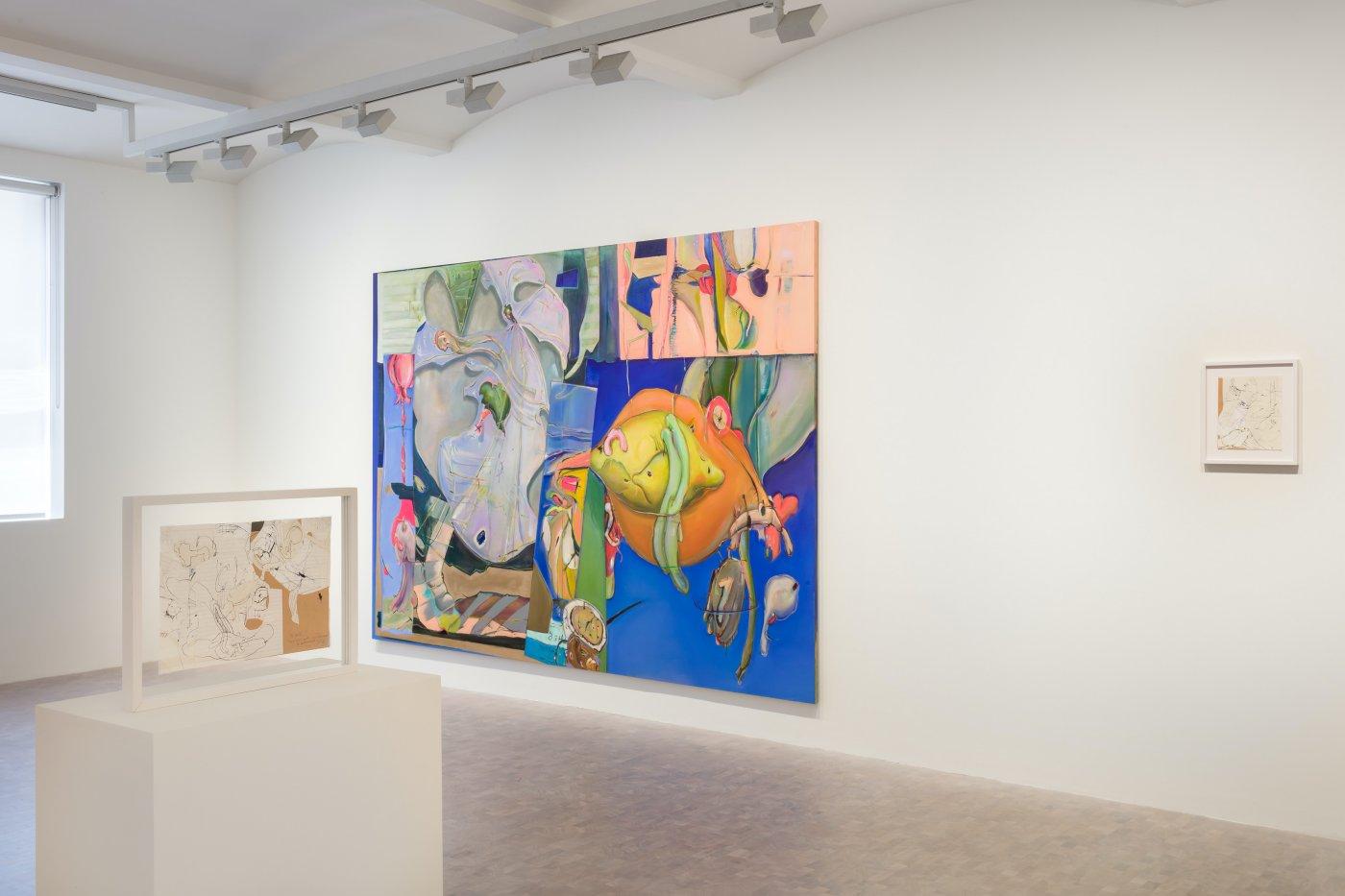 Pippy Houldsworth Gallery Stefanie Heinze 6