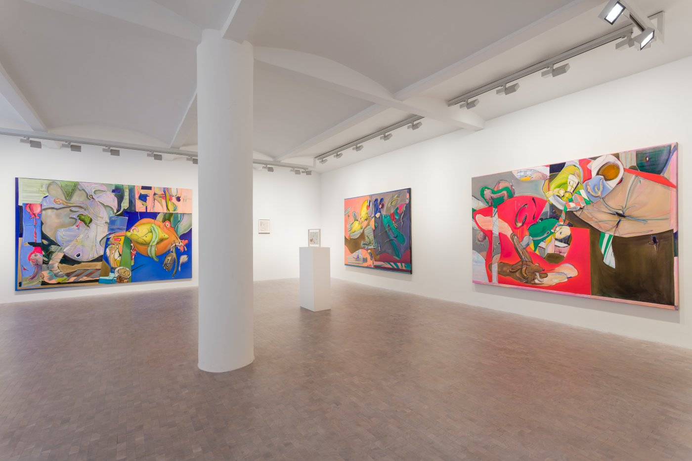 Pippy Houldsworth Gallery Stefanie Heinze 7