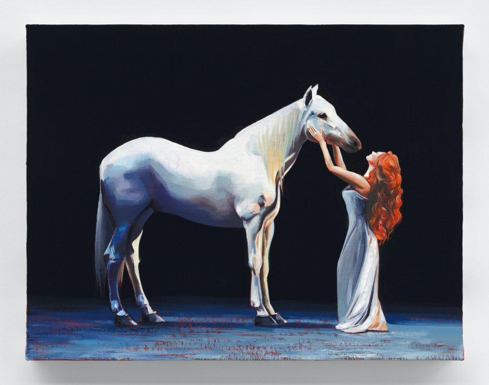 Shania Twain's Horse 1