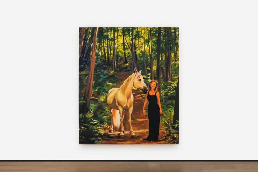 Shania Twain's Horse 2