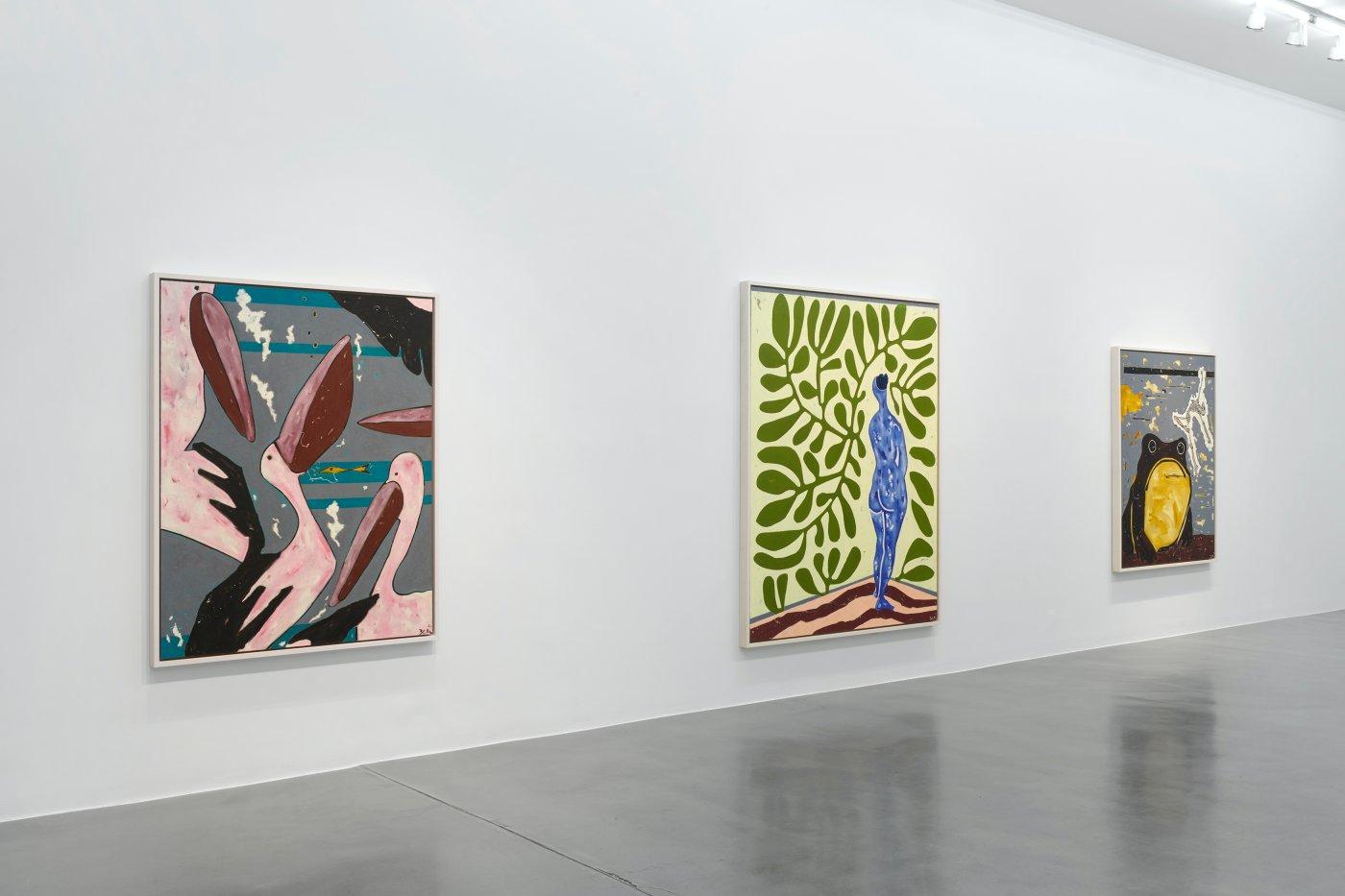 Simon Lee Gallery Werner Buttner 4