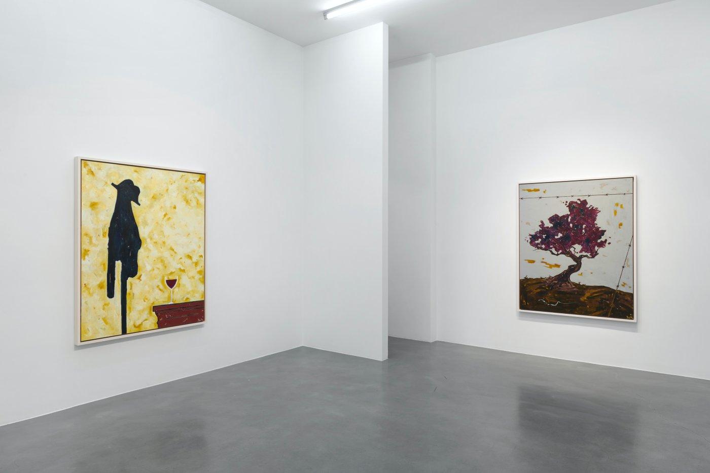 Simon Lee Gallery Werner Buttner 6