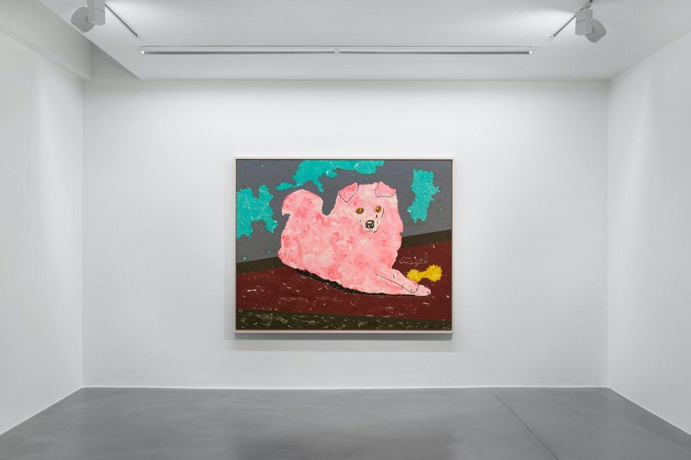 Simon Lee Gallery Werner Buttner 7