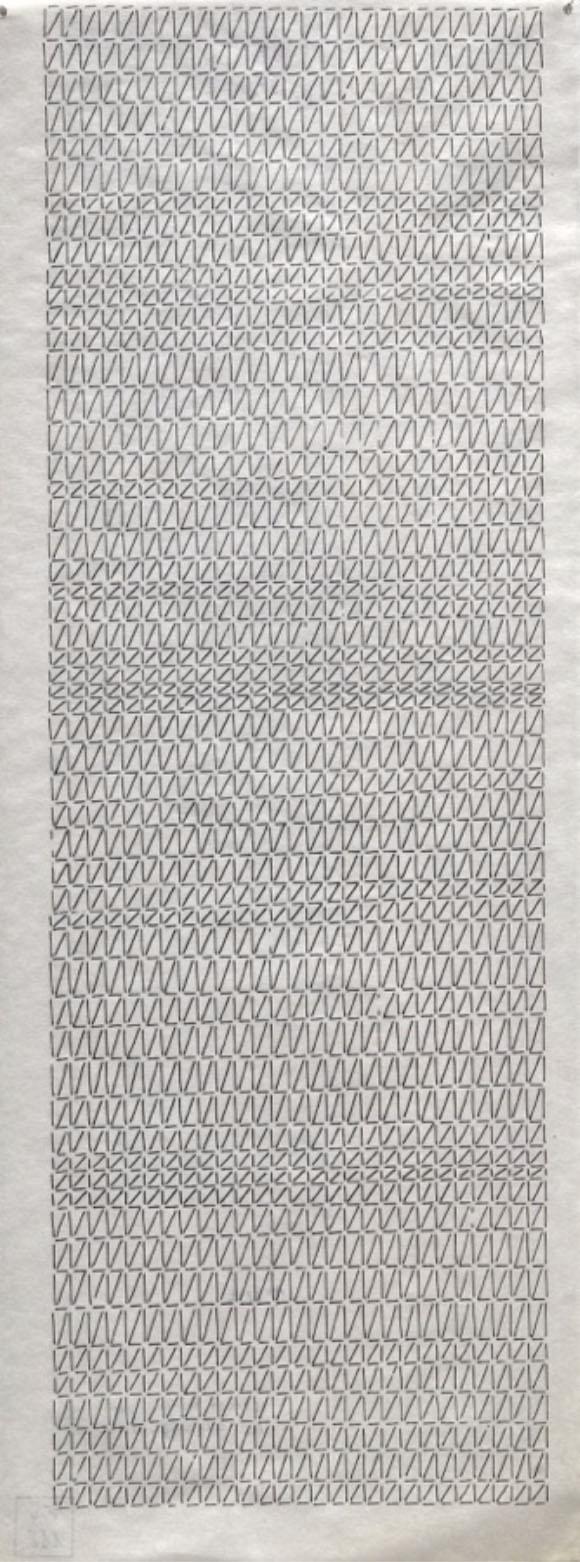Alfabeto della mente, lettera 4