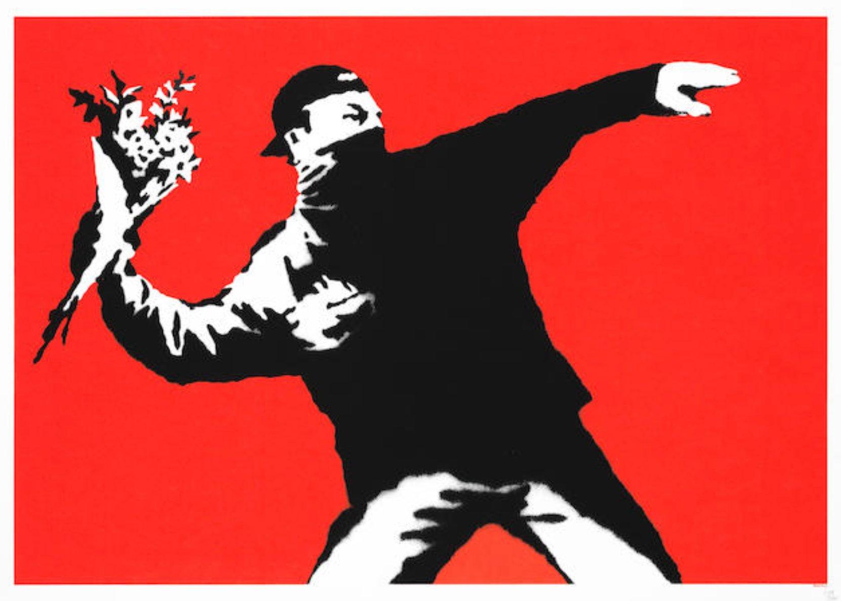 Banksy Online Sale Bonhams