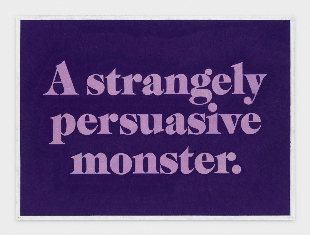 MONSTER (Strangely Persuasive)