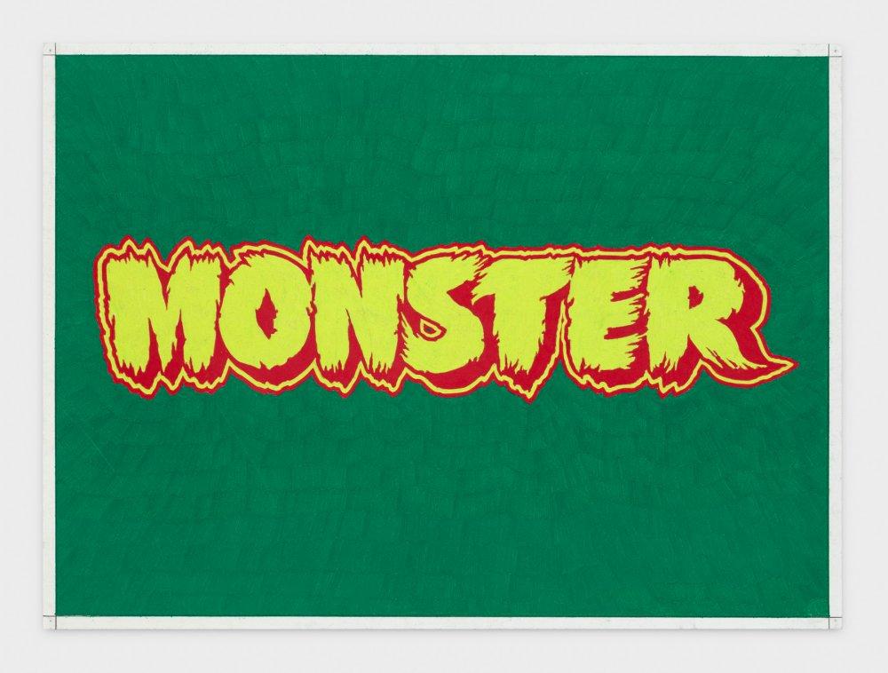 MONSTER (Hairy Green)