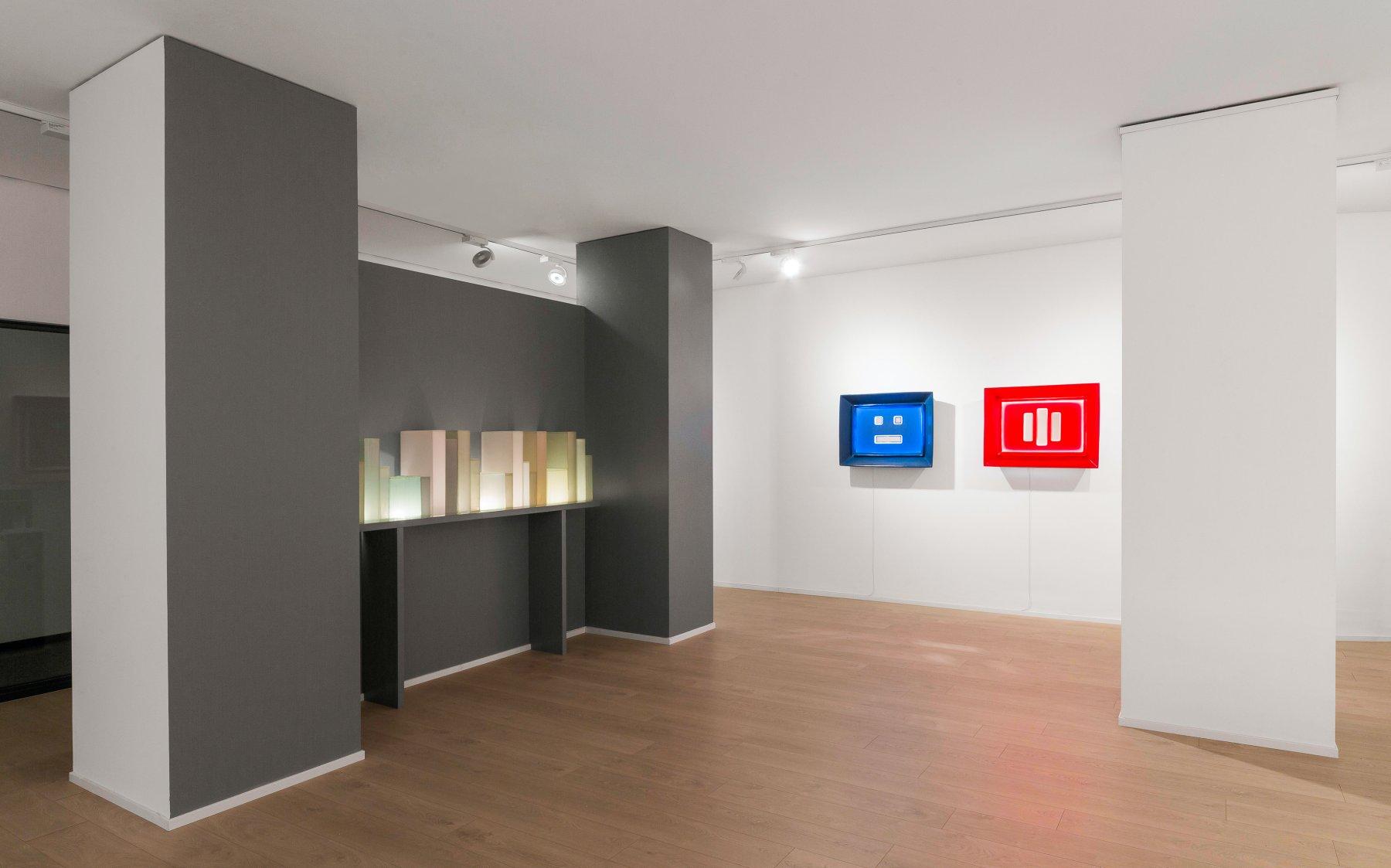 Cortesi Gallery Lugano Chiara Dynys 1
