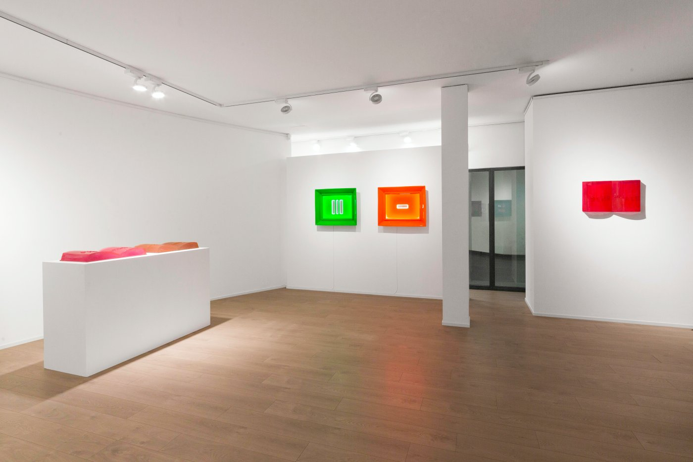 Cortesi Gallery Lugano Chiara Dynys 2